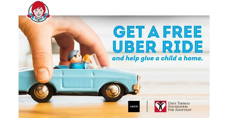 Free Uber Cab Ride! - http://gimmiefreebies.com/free-uber-cab-ride-2/ #Cab #Free #Freebies #Freeride #Uber #WendyS #ad