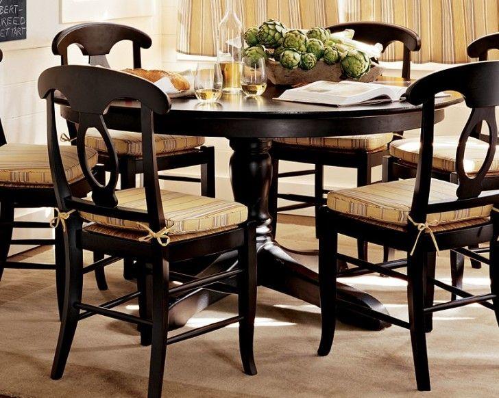 Best 20+ Black Dining Table Set Ideas On Pinterest | Farmhouse Dining Room  Table, White Dining Room Table And Kitchen U0026 Dining Room Tables