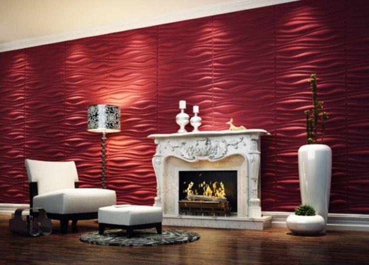 Muhteşem 3d Duvar Panel Tasarımları
