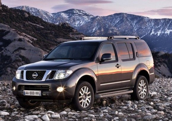 2011 Nissan Pathfinder- LOVE mine :)