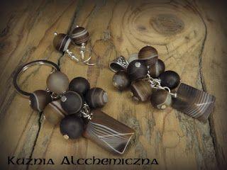 Kuźnia Alchemiczna: Biżuteria z kamieni