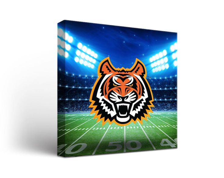 Idaho State University Bengals | Idaho State University Bengals Canvas Wall Art Stadium Design | eBay