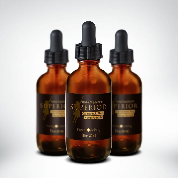 Superior hemp Oil outstanding quality and performance