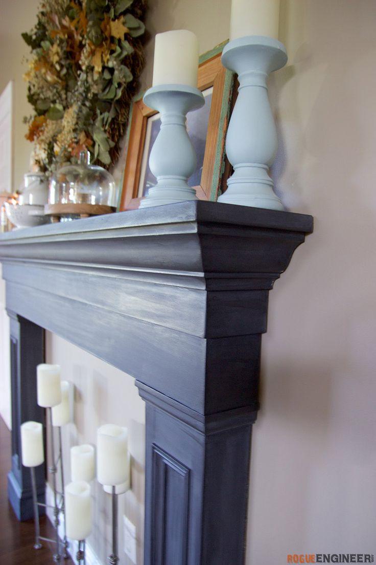 best 25 fireplace mantel surrounds ideas on pinterest fireplace