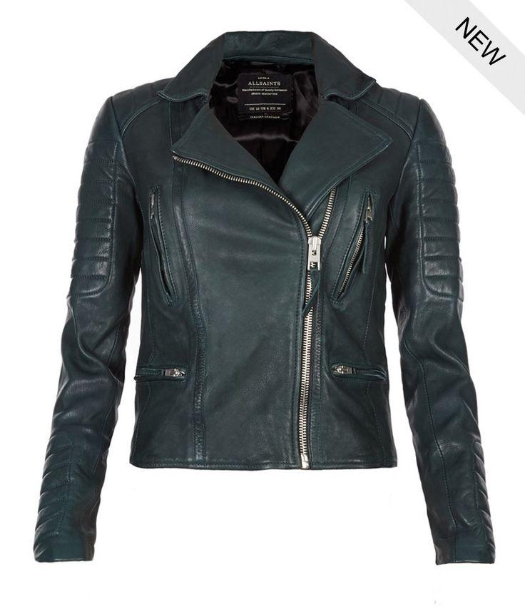 Best 25+ Leather biker jackets ideas on Pinterest