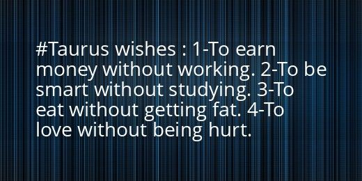 Taurus fact