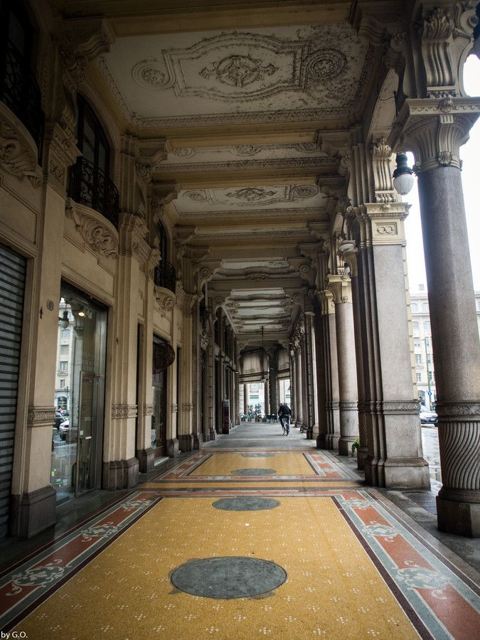 June, 10th - walking in the city centre of my lovely and beloved city, Torino, the one and only <3