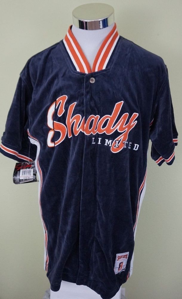 6f4647d8a468  85 Shady LTD Limited Edition Series 1 Velour Jersey Size Medium NWT   Shadyltd  Jerseys