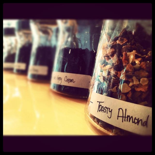 Tea time @ Academy of Lions General Store & Espresso bar <3