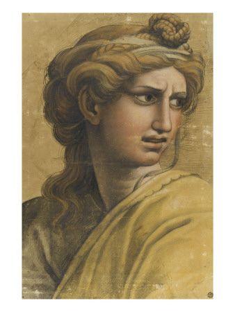 portret a trois quart: je ziet bij a trois quart een gezicht voor driekwart. het meest van voren en een beetje opzij.