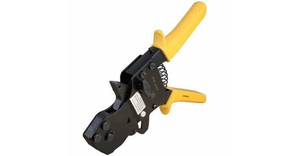 The Everhot PXT3011 is a PEX clamp tool used with stainless steel PEX clamps and crimp style PEX fittings. It has a one-hand design for one hand usage, which makes labor much easier and more efficient. It is able to be used with all 5 sizes of PEX stainless steel cinch clamps.