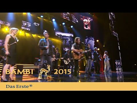 Peter Maffay & Freunde: Es lebe die Freundschaft | BAMBI 2015 | ARD