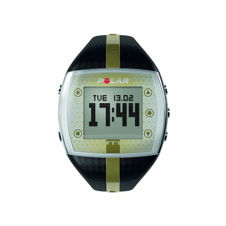 Polar FT7F Black/Gold Heart Rate Monitor ** You can get more details by clicking on the image.