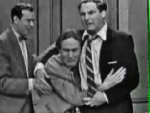 """Sid Caesar - """"This is Your Story"""" with Carl Reiner and Howard Morris (Full Sketch) - 1950's TV"""