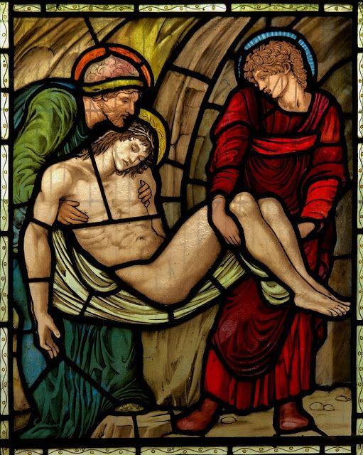 Ενταφιασμός του Χριστού