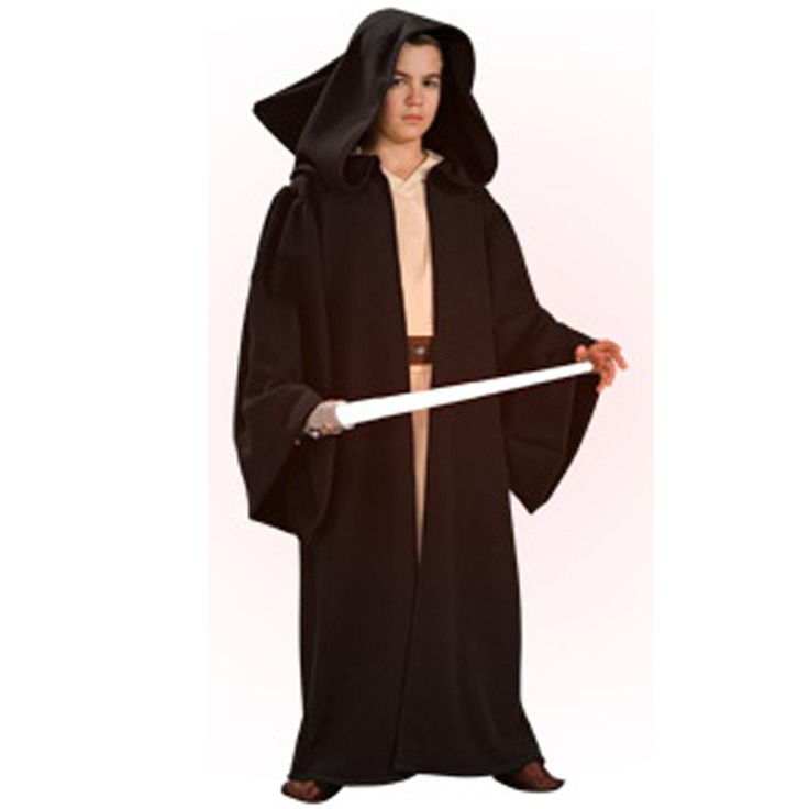 Come to the dark side... #Sith #StarWars #MayThe4th #CostumeExpress Star Wars Deluxe Sith Robe Child Costume from CostumeExpress.com