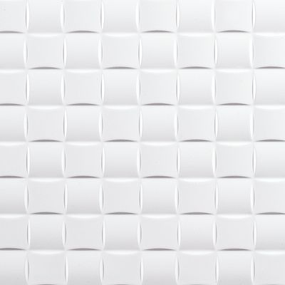 oxo mosaic blend tile from porcelanosa this 3 dimensional porcelain tile from porcelanosa has a highly textured surface and makes an eye catching design - White Bathroom Tile Texture