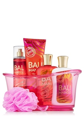 Bali Mango Online Exclusive! Splish Splash Gift Set - Signature Collection - Bath & Body Works