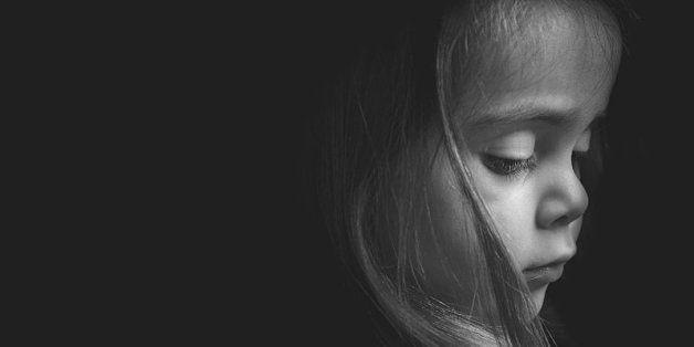 Was mit der Seele von Kindern passiert, die angeschrien werden