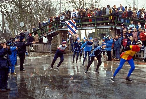 Elfstedentocht 1997 Friesland