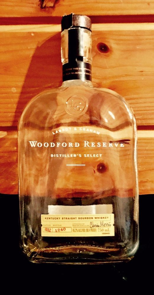 Woodford Reserve Bottle Batch 1652  | eBay
