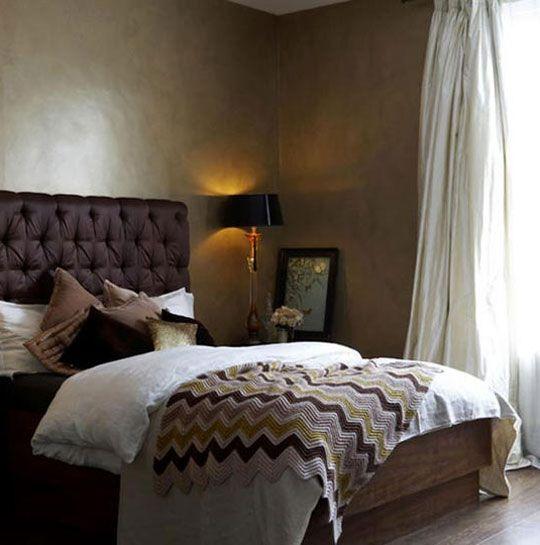 Make A Room Seem Bigger Use Metallic Paints Sexy Ralph