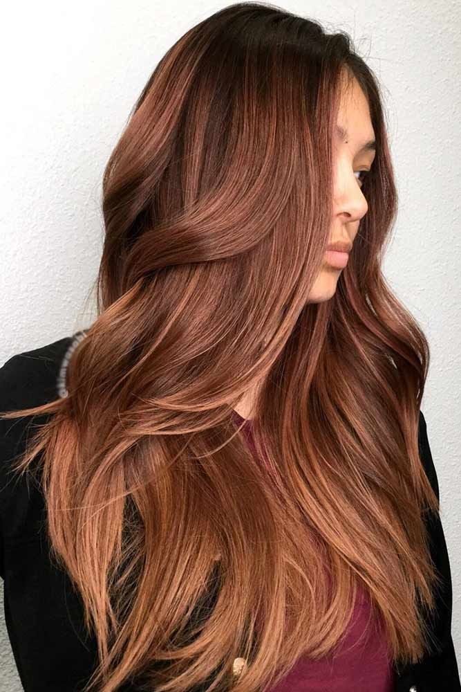 30 Seductive Chestnut Hair Color Ideas To Try Today