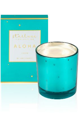 Mrs Darcy Starluxe Aloha Candle