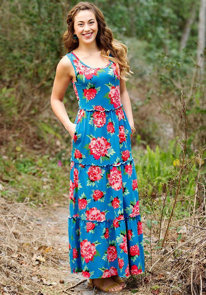 d194e2aca39 No End Dress - Matilda Jane Clothing