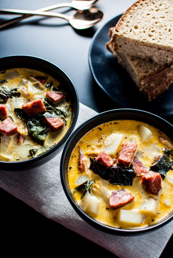 ... , White Bean, and Potato Soup | Recipe | Beans, White beans and Soups