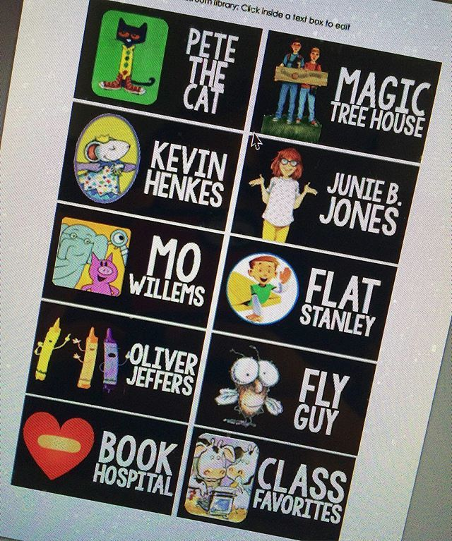 Excited to be adding new book bins to my library this year! Using the editable library labels from @kindercraze allows consistency with my existing theme and leveled bins! Thankful for @scholasticreadingclub for my ever growing collection of books, authors and series! ☺️ #bestresourceever