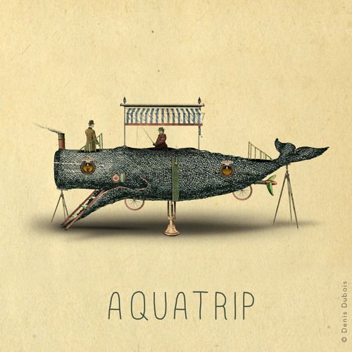 """Hippocampe Fou - AQUATRIP by Hippocampe Fou http://ift.tt/1NjM1g3 aquatrip aquarap """"hippocampe fou"""" """"rap aquatique"""""""