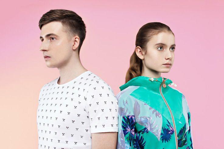 wood wood t-shirt puma jacket sportswear | fashion | look at me