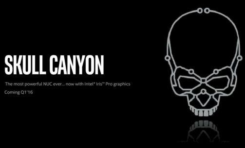 PC Gaming Skull Canyon Computer Tutorial Komputer