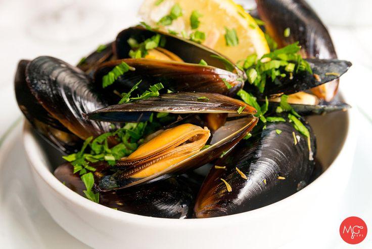 Idée recette : Moules marinières