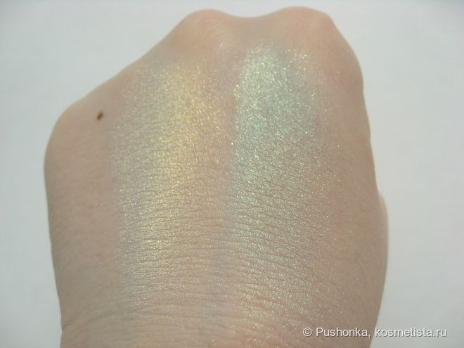 Collistar Double Effect Eye Shadow Wet & Dry #31 Callaand #33 Salvia
