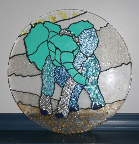 Melted Beads Elephant Tutorial