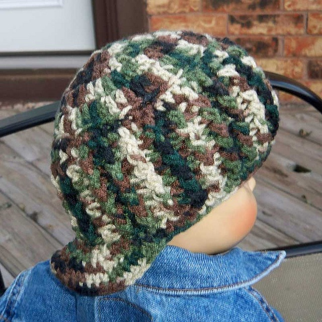 1000 Images About Crochet Camo On Pinterest