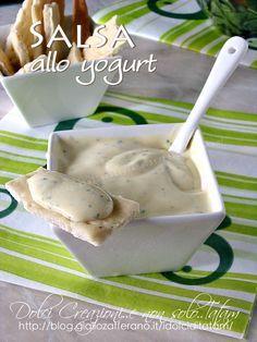 Salsa allo yogurt | ricetta veloce in 5 minuti
