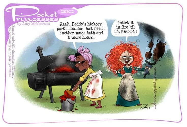 Pocket Princesses 210 Cookout