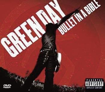 """L'album dei #GreenDay intitolato """"Bullet in a bible"""". Live completo con un grande suono e alta qualità video. Nel DVD ci sono alcune brevi interviste."""