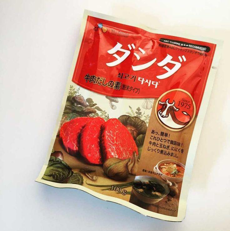 韓国生まれの万能調味料「ダシダ」って?活用レシピをまとめてご紹介! - macaroni