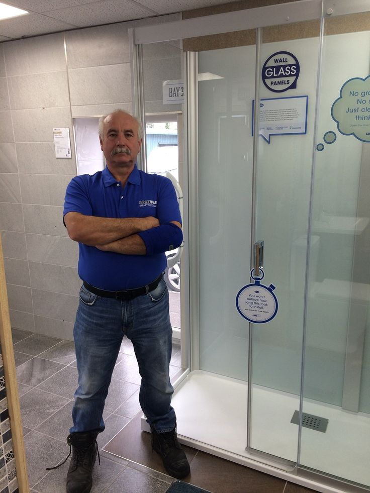 Meet Mark - a veteran plumber who's boosted his productivity & profits through embracing the world of shower cubicles!  Plumbers love shower cubicles because they're so easy to install. There's no need for grouting, silicone, or tiling - and there's very little mess.  http://www.kinedo.co.uk/why-plumbers-of-all-ages-love-shower-cubicles/
