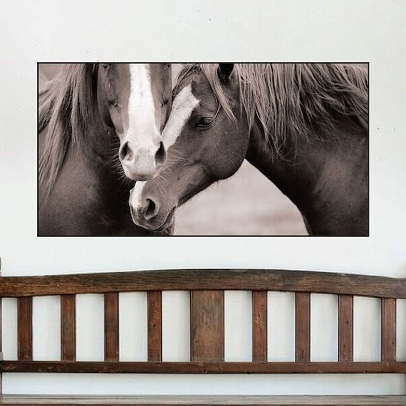 Horse Wall Mural Decal Horse Wall Art Horse Adhesive By PrimeDecal Part 48