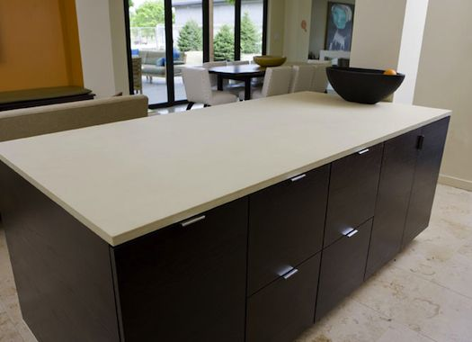 EcoTop: Recycled Paper + Bamboo Composite Countertop