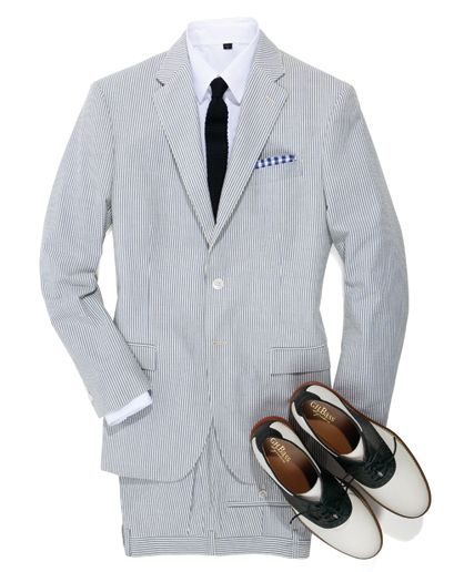 Seersucker Suits and Spectator Shoes