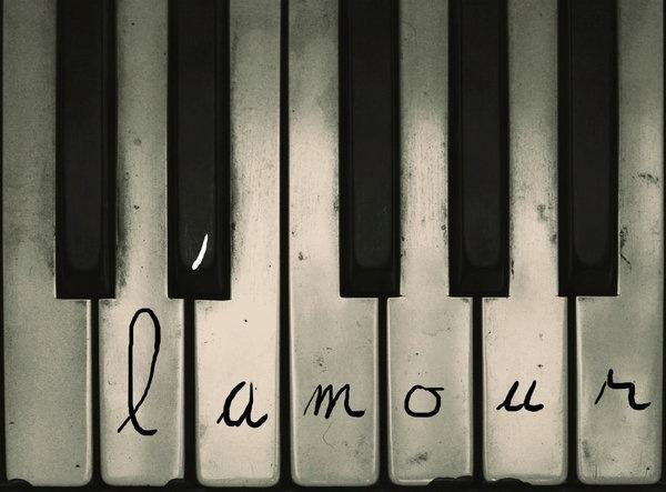 L'amour de la musique
