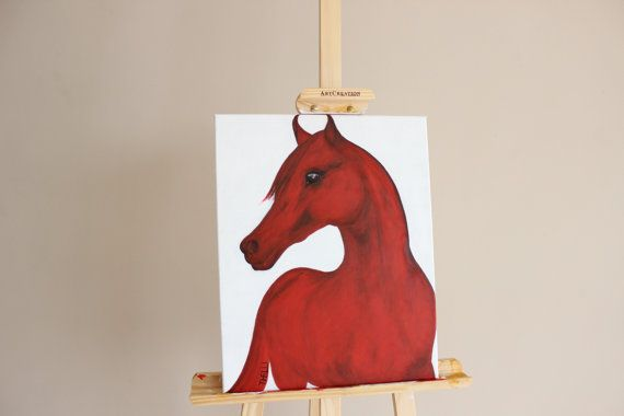 Red Arabian Passion 2: https://www.etsy.com/it/listing/210111643/red-arabian-passion-by-thelli-acrilico