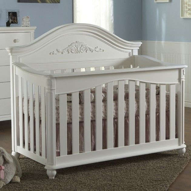 Pali Gardena Collection Forever Crib In White I Found The