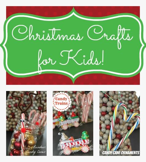 Homemade Christmas Crafts for Kids! DIY Christmas Decorations!